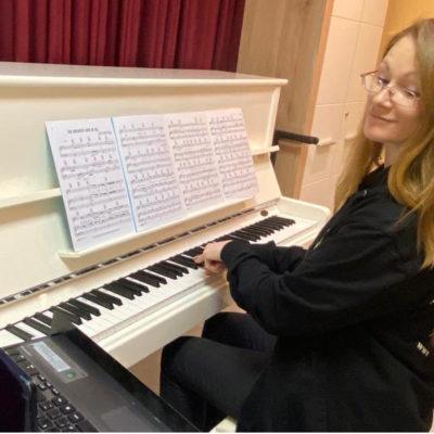 Musikunterricht per Videochat